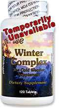 Arise Winter Complex Cold Weather Supplement A101